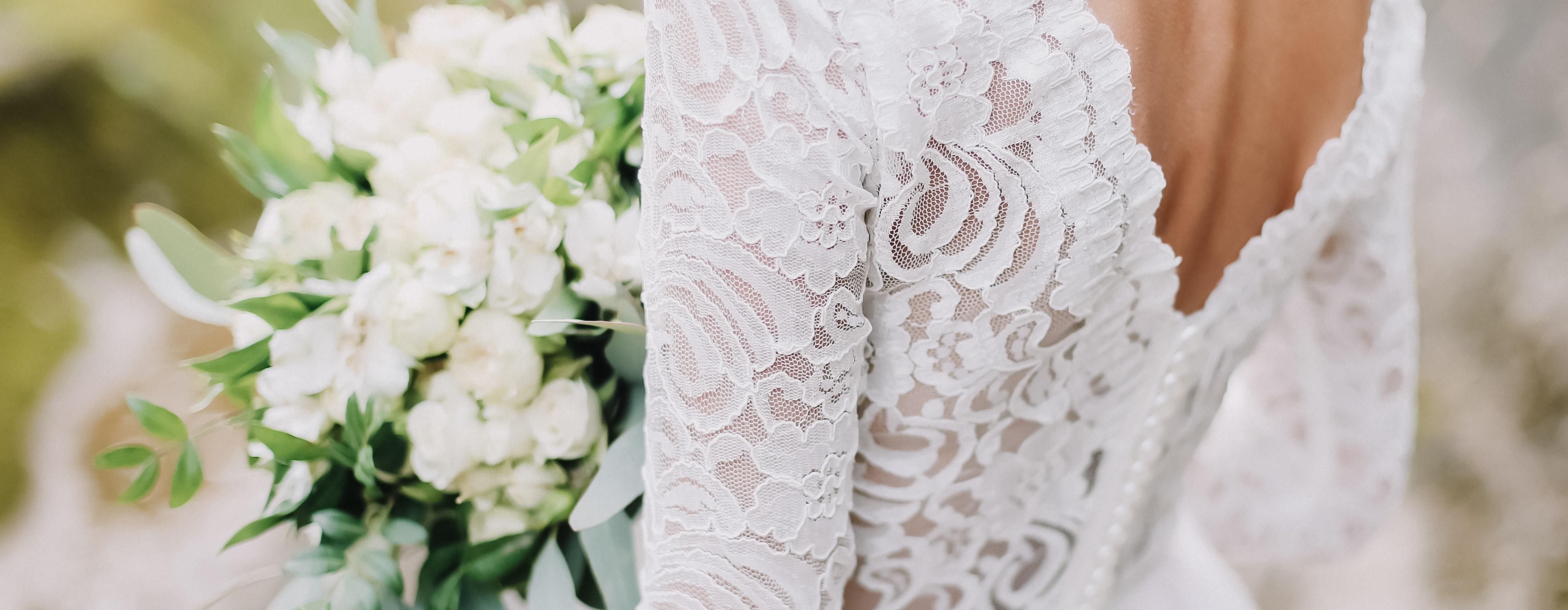 venčanice od čipke