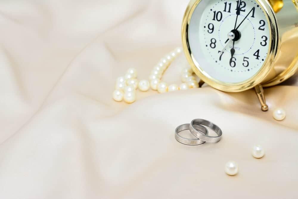 Vreme venčanja