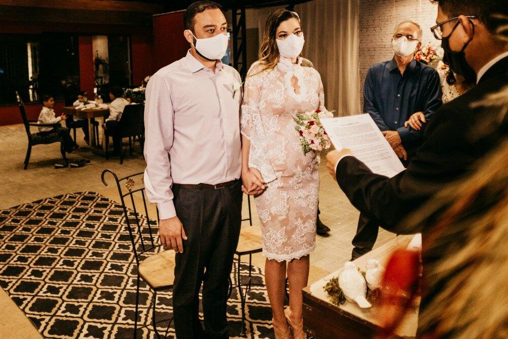 Maske za venčanje
