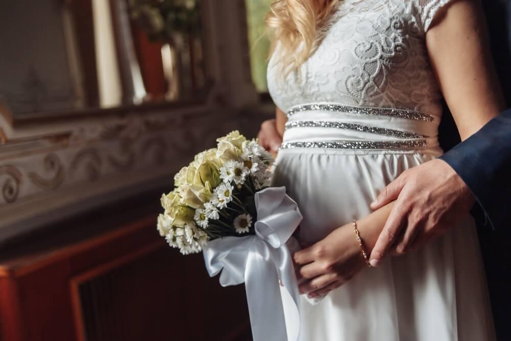 Venčanice za trudne mlade